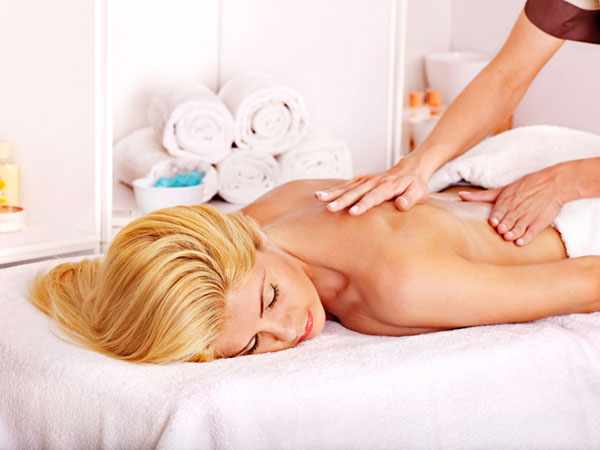 Physiotherapie Iserbrook Rückenmassage